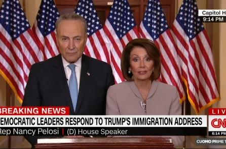 Tổng tấn công Trump, ván bài mạo hiểm của Đảng Dân chủ