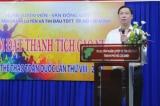 Kỷ luật Giám đốc trung tâm huấn luyện và thi đấu TDTT TP.HCM