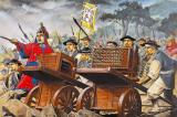 Hwacha: Vũ khí Triều Tiên khiến Samurai Nhật Bản phải lùi bước