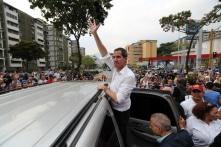 Guaido kêu gọi 'biểu tình lớn nhất lịch sử' để lật đổ Maduro
