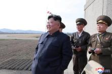 Kim Jong-un giám sát thử 'vũ khí dẫn đường chiến lược mới'
