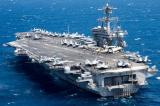 Hàng không mẫu hạm Mỹ sẽ thăm Việt Nam lần hai trong năm nay