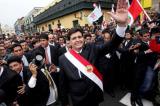 Cựu Tổng thống Peru tự sát để tránh bị bắt vì cáo buộc tham nhũng