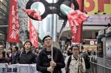 Người dân Hồng Kông diễu hành phản đối dự luật dẫn độ đào phạm về Trung Quốc