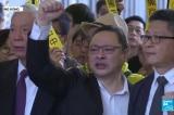 Hồng Kông: Nhiều lãnh đạo cuộc biểu tình Dù Vàng bị xử tù