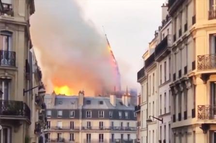 Vĩnh biệt Notre Dame Paris!