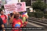Philippines biểu tình chống Trung Quốc xâm phạm vùng biển