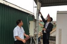 11 người Trung Quốc lắp thiết bị gây nhiễu sóng 3G