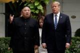 TT Trump 'mỉm cười' khi nhận 'tín hiệu' đặc biệt từ Bắc Hàn