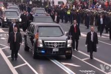 Sở Mật vụ Mỹ huấn luyện nhân viên lái xe hộ tống Tổng thống ra sao?