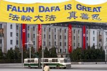 RFA: Càng bị đàn áp, Pháp Luân Công càng được quan tâm tại Bắc Triều Tiên