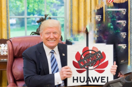 """Bị """"nghỉ chơi"""" hội đồng, tương lai nào cho Huawei?"""