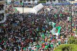 Algeria: Thứ Sáu liên tiếp thứ 17, người dân biểu tình phản đối giới chức