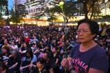 Hồng Kông: Quan chức thân Bắc Kinh công khai ủng hộ hoãn dự luật dẫn độ