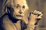 Einstein khiêm tốn