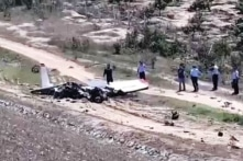 Bộ Quốc phòng thông tin vụ máy bay quân sự rơi tại Khánh Hòa