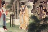 """""""Nam nữ thụ thụ bất thân"""": Lễ nghi uốn nắn quan hệ nam nữ xưa"""