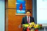 Ông Lê Mạnh Hùng làm Tổng giám đốc Tập đoàn Dầu khí Việt Nam