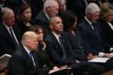 Trump: Obama 'phải biết' về gián điệp, Clinton 'nên ngồi tù'