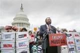 Hạ viện Mỹ bỏ phiếu bác bỏ nghị quyết kêu gọi luận tội TT Trump