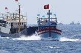 Trung Quốc phá hủy sinh cảnh, vét nạo các đại dương
