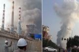TQ: Nổ nhà máy khí hoá tỉnh Hà Nam, ít nhất 10 người tử vong