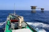 Tàu khảo sát Trung Quốc trở lại Bãi Tư chính