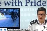 Nghi vấn CCTV đưa tin giả về cảnh sát Hồng Kông bịbỏng do bom xăng