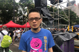 """Ca sĩ nổi tiếng Hồng Kông Huỳnh Diệu Minh: """"Nói không với Trung Cộng"""""""