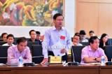 Kỷ luật cảnh cáo Phó Chủ tịch tỉnh Hòa Bình