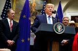 Chính quyền Trump ký thỏa thuận gia tăng xuất khẩu thịt bò Mỹ sang EU
