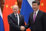 Trung, Nga tìm kiếm sự ủng hộ lẫn khau khi cùng đối phó biểu tình