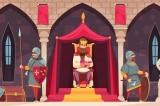 chân dung của nhà vua