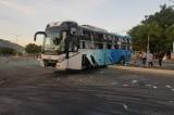 Khánh Hoà: Hai xe khách đâm nhau, 1 người chết, hàng chục người bị thương