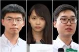 Hoàng Chi Phong, Chu Đình, phản đối luật dẫn độ, Trần Hạo Thiên, Hồng Kông