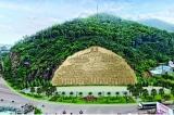 Bình Định muốn tạc phù điêu Lạc Long Quân – Âu Cơ dài 81,5m trên núi