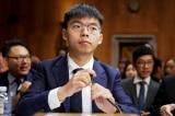 Hoàng Chi Phong điều trần tại Quốc hội Mỹ, kêu gọi thông qua dự luật Hồng Kông