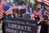 'Trung Quốc sẽ không dung thứ những nỗ lực ly khai Hồng Kông'