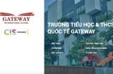 """Trường Gateway lại xưng danh """"quốc tế"""""""