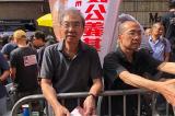 Thanh niên TQ phá hoại tượng Dân chủ của ĐH Thành phố Hồng Kông bị xử phạt