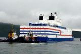 """Nga: Con tàu """"Chernobyl trên băng"""" chuẩn bị tiến ra Bắc Cực"""