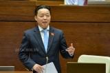 BT Trần Hồng Hà: Môi trường không khí ở Rạng Đông trong ngưỡng an toàn