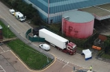 Cảnh sát Anh đề nghị không suy đoán về danh tính những người chết trong container