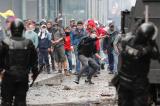 Dân Ecuador biểu tình phản đối chính phủ bỏ trợ giá nhiên liệu