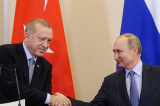 Thổ Nhĩ Kỳ, Nga đạt thỏa thuận loại bỏ người Kurd khỏi biên giới Syria