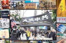 """Thế nguy nan của Hồng Kông và """"Ngọn lửa mùa đông"""" của Ukraina"""