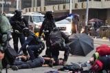 2 lực lượng của ĐCSTQ ngầm trấn áp người biểu tình Hồng Kông