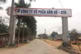 Công ty Gốm sứ Thanh Hà khẳng định không liên quan vụ đổ trộm dầu thải