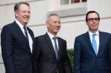 Đàm phán thương mại Mỹ-Trung kết thúc Ngày 1 với nhiều tín hiệu lạc quan