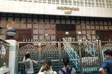 Hồng Kông 20/10: Cảnh sát bắn súng nước vào nhà thờ Hồi giáo